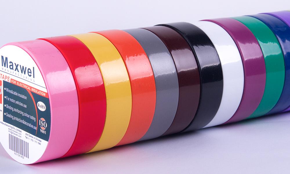 WH5MRM耐高温汽车线束用PVC胶粘带